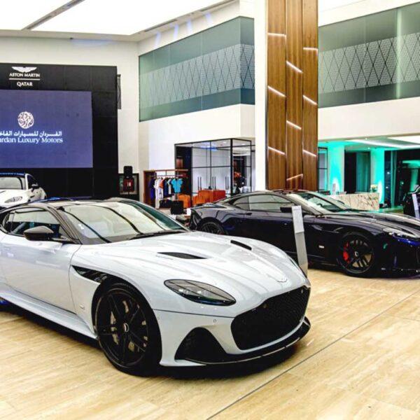 Aston Martin - Doha