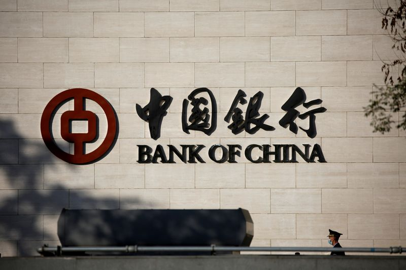 Bank of China Shanghai