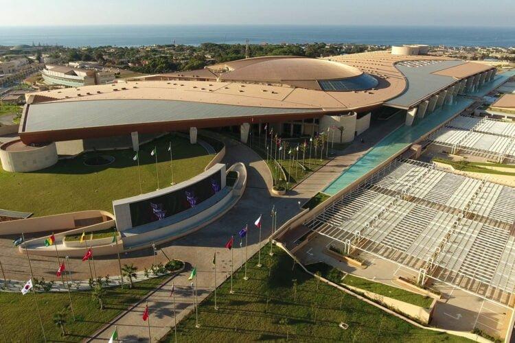 Centre internationales des conférences – Algiers