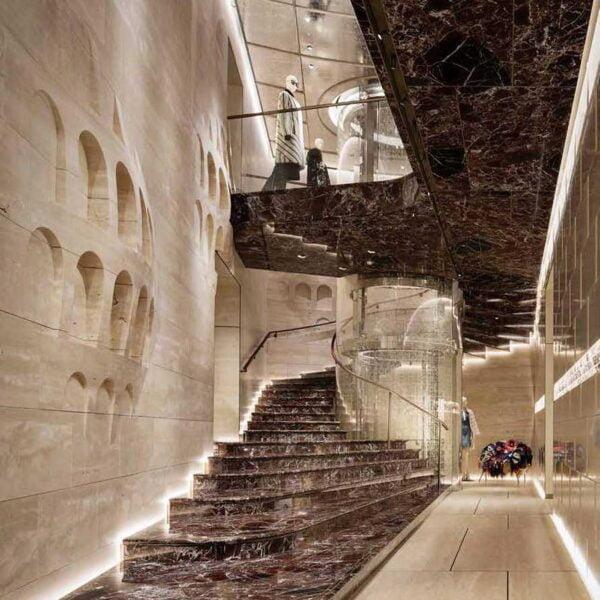 Luxury Stores & Bars - Rome